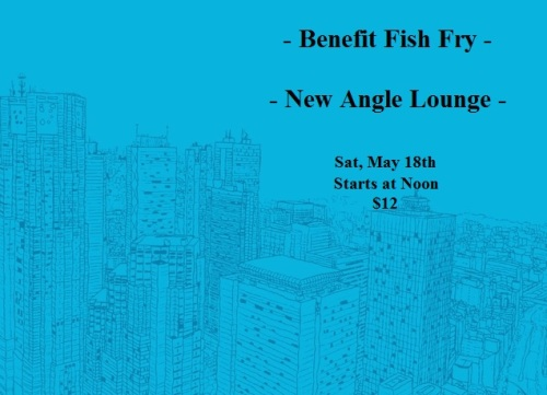 Benefit Fish Fry - New Angle Lounge